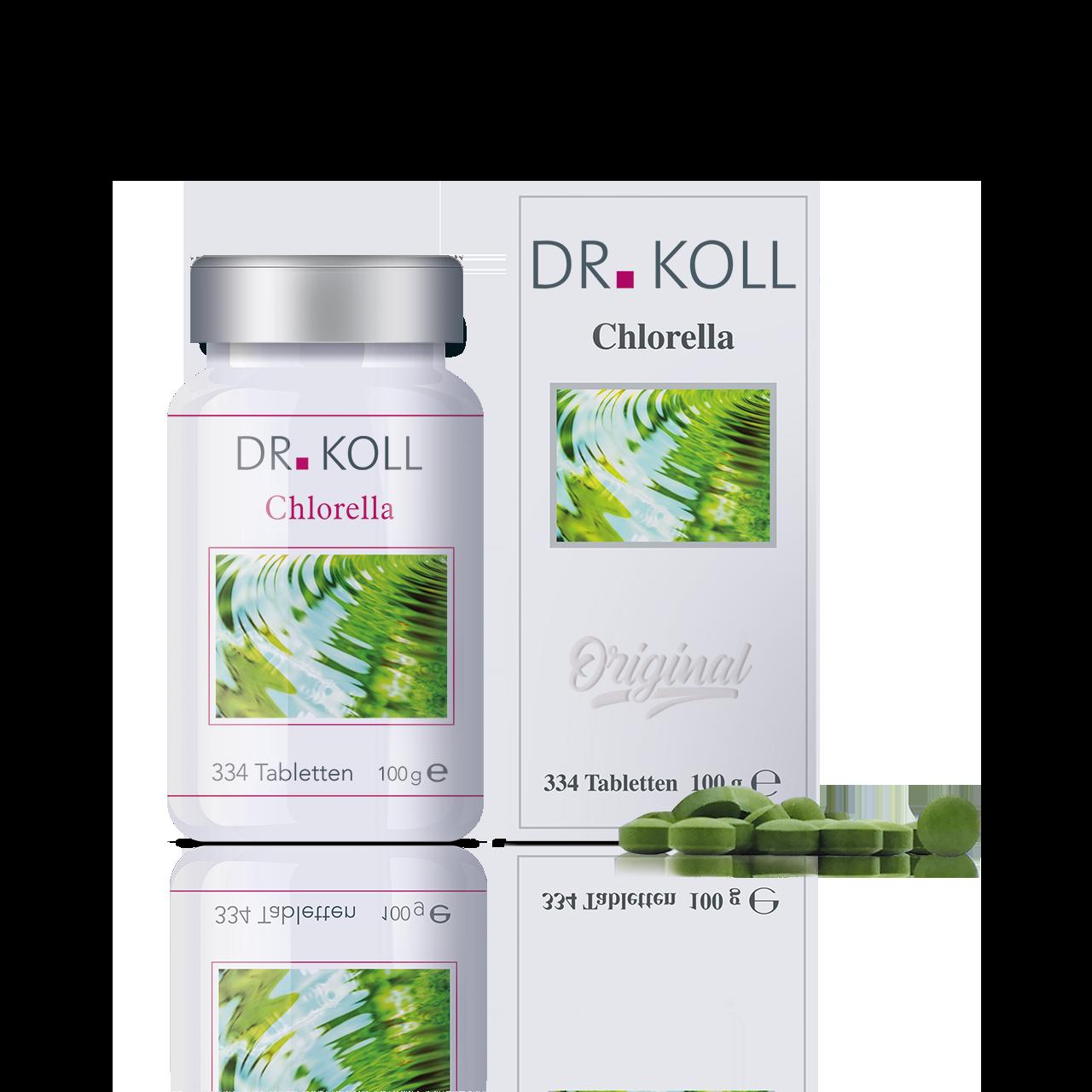 Chlorella - Dr. Koll