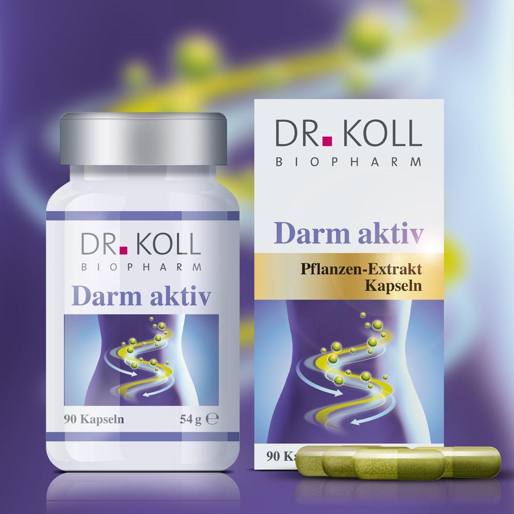Darm aktiv - Dr. Koll
