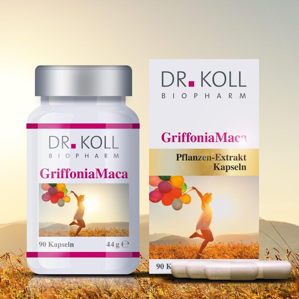 GriffoniaMaca - Dr. Koll